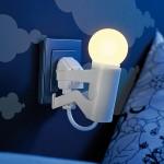 LED Lampen-Männchen