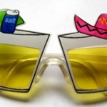 Tequila Brille Mexiko